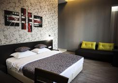 Hotel Iarcadia - โอเดสซา - ห้องนอน