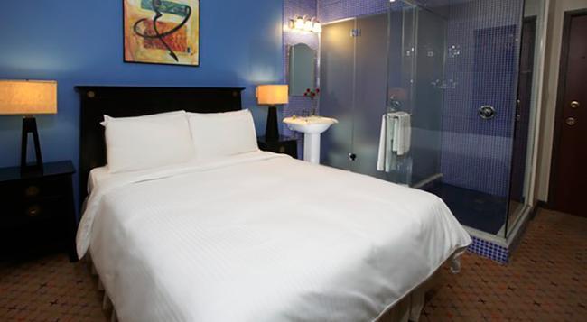 Broadway Hotel and Hostel - New York - Bedroom