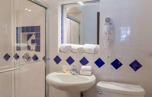 บรอดเวย์ โฮเทล แอนด์ โฮสเทล - นิวยอร์ก - ห้องน้ำ