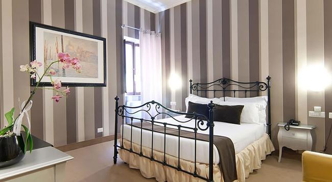 Royal Palace Luxury Hotel - Rome - Bedroom
