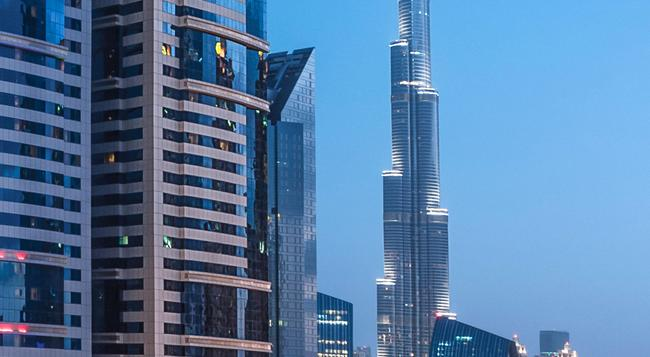 Carlton Downtown - Dubai - Building