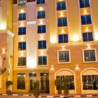 Avani Deira Dubai Hotel Hotel Front
