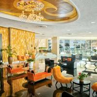 Deauville Beach Resort Lobby