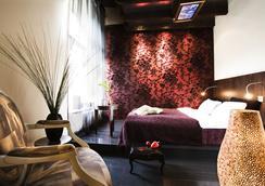 Ulfsunda Slott - สตอกโฮล์ม - ห้องนอน