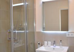Appartementhotel Hamburg - ฮัมบูร์ก - ห้องน้ำ