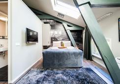 Yays Oostenburgergracht Concierged Boutique Apartments - อัมสเตอร์ดัม - ห้องนอน