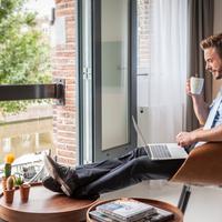 Yays Zoutkeetsgracht Concierged Boutique Apartments Living Area
