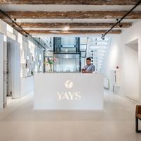 Yays Zoutkeetsgracht Concierged Boutique Apartments Reception