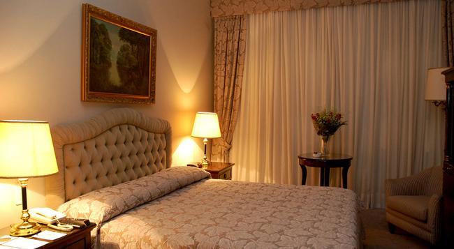 Liberty Palace Hotel - Belo Horizonte - Bedroom
