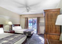 Shalimar Hotel Of Las Vegas - ลาสเวกัส - ห้องนอน