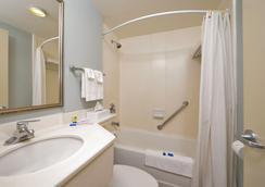 Magnuson Convention Center Hotel - นิวยอร์ก - ห้องน้ำ