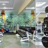 Walt Disney World Dolphin Resort Health club