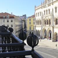 Altis Avenida Hotel Balcony View
