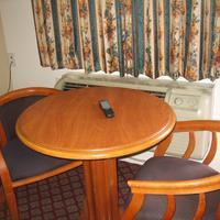 Tower Motel Long Beach Living Area