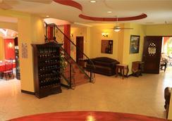 Hotel Le Chateau - นิคารากัว - ล็อบบี้