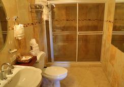 Hotel Le Chateau - นิคารากัว - ห้องน้ำ