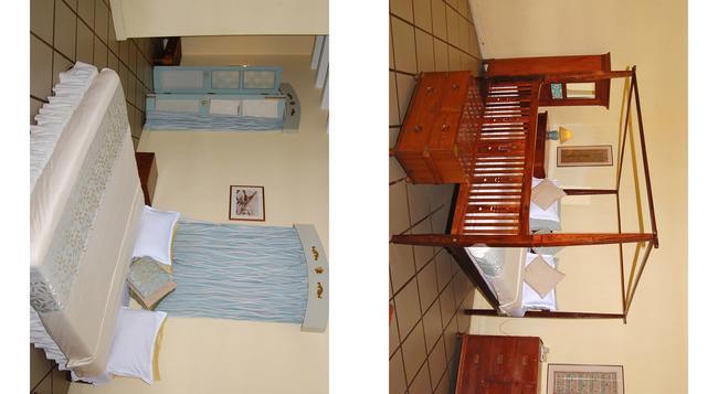 Hotel du Parc - Puducherry - Bedroom