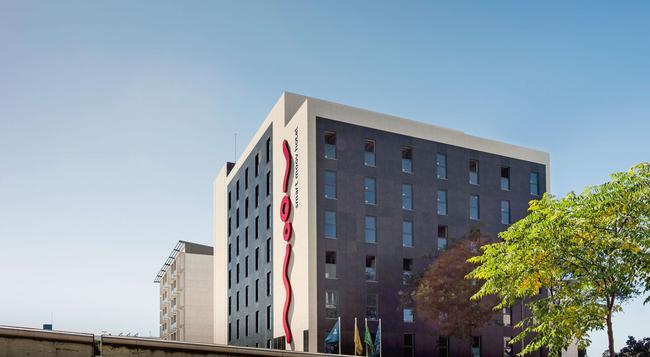 Moov Hotel Porto Norte - Porto - Building