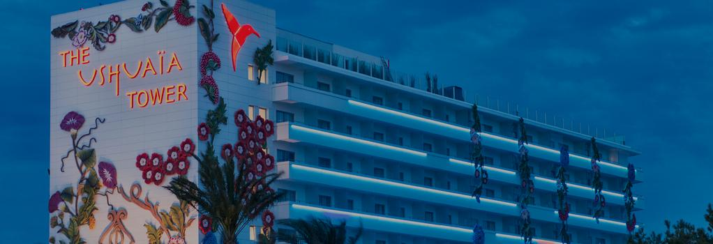 Ushuaia Ibiza Beach Hotel - Sant Jordi de ses Salines - Building