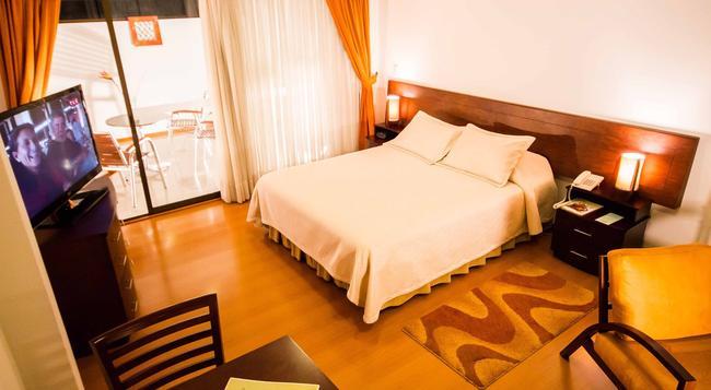 Hotel Cuellars - Pasto - Bedroom