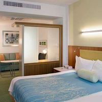 SpringHill Suites by Marriott Savannah Downtown/Historic District Guest room