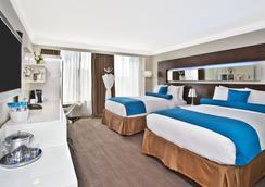 Hotel Le Bleu - บรูคลิน - ห้องนอน