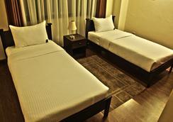 Golfview Serviced Apartments - ไนโรบี - ห้องนอน