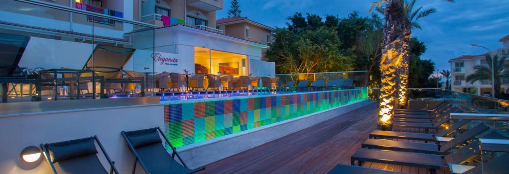 The King Jason - Paphos - Pool