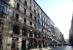 Hostal Alicante - มาดริด - วิวภายนอก