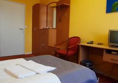Arktur City Hotel - เบอร์ลิน - ห้องนอน