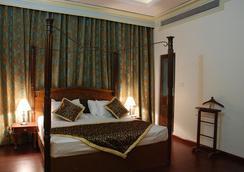 The Nagpur Ashok - นาคปุระ - ห้องนอน