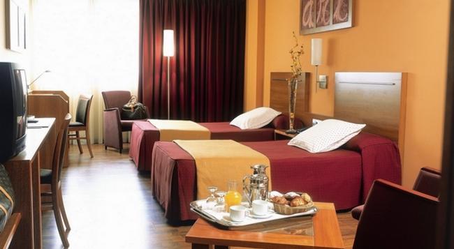 Acta Art Hotel - Andorra la Vella - Bedroom