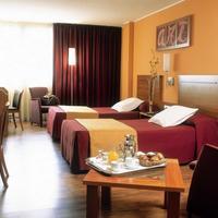 Acta Art Hotel Guest room