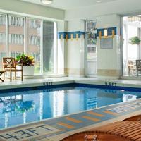 Vancouver Marriott Pinnacle Downtown Hotel Health club