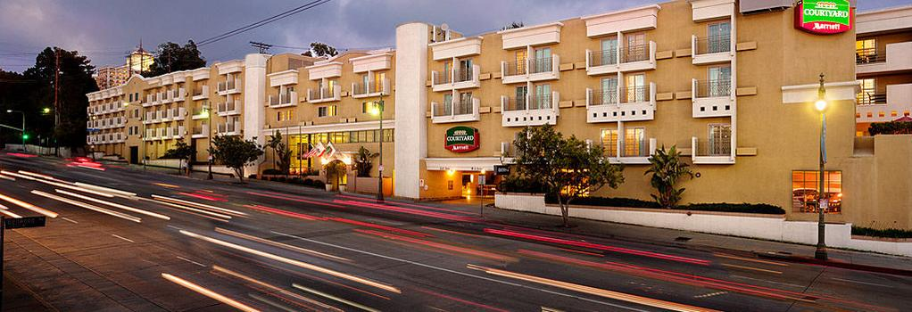 Courtyard by Marriott Los Angeles Century City Beverly Hills - Los Angeles - Building