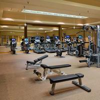 Marriott's Kaua'i Beach Club Fitness Facility