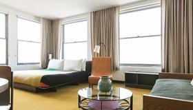 โรงแรมเอซ ดาวน์ทาวน์ ลอสแองเจลิส - ลอสแอนเจลิส - ห้องนอน