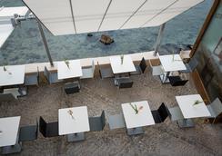 Hotel Boutique La Mar - Adults Only - เพนิสโคลา - ร้านอาหาร