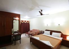 Hotel Melody - เชนไน - ห้องนอน