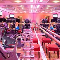 Paris Marriott Champs Elysees Hotel Health club