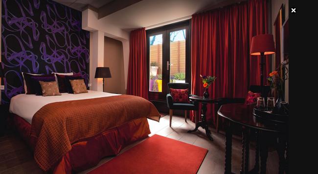 Hotel Sebastian's - Amsterdam - Bedroom