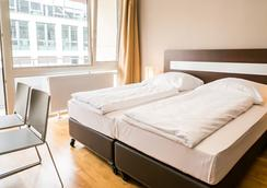 Novum Hotel City Stay Frankfurt - แฟร้งค์เฟิรต์ - ห้องนอน