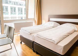 Novum Hotel City Stay Frankfurt Hauptbahnhof