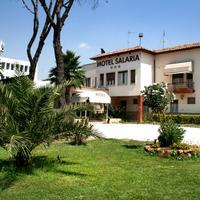 Motel Salaria Hotel Front