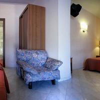 Motel Salaria Living Area