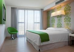 DoubleTree by Hilton Girona - เจโรนา - ห้องนอน