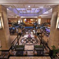 Corus Hotel Kuala Lumpur Lobby Sitting Area