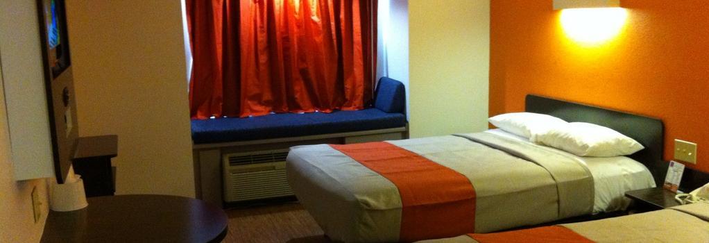 Motel 6 Indianapolis, IN - Indianapolis - Bedroom