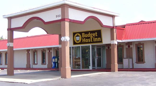 Budget Host Inn - Columbia - Building