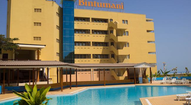 Bintumani Hotel - Freetown - Building